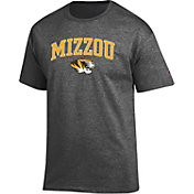 Champion Men's Missouri Tigers Grey T-Shirt