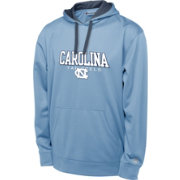 Champion Men's North Carolina Tar Heels True Blue T-Formation Performance Hoodie