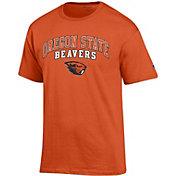 Champion Men's Oregon State Beavers Orange T-Shirt