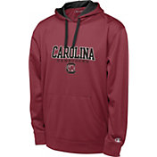 Champion Men's South Carolina Gamecocks Garnet T-Formation Performance Hoodie