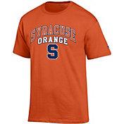Champion Men's Syracuse Orange Orange Jersey T-Shirt
