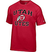 Champion Men's Utah Utes Crimson T-Shirt