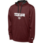 Champion Men's Texas AM Aggies Maroon T-Formation Performance Hoodie