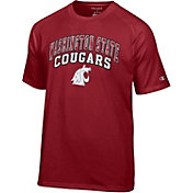 Champion Men's Washington State Cougars Crimson T-Shirt