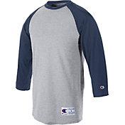 Champion Men's Raglan Baseball T-Shirt—Big & Tall