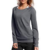 Champion Women's French Terry Long Sleeve Shirt