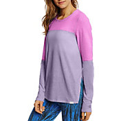 Champion Women's Loose Fit Long Sleeve Shirt