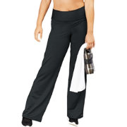 Champion Women's Plus Size Absolute Semi-Fit SmoothTec Band Pants