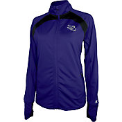 Champion Women's LSU Tigers Purple Boss Jacket