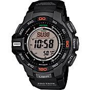 Casio Men's ProTrek Triple Sensor Solar Watch