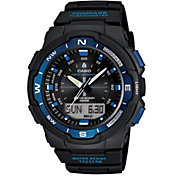Casio Twin Sensor  Analog-Digital Watch
