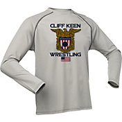 Cliff Keen Adult Loose Gear Long Sleeve Wrestling Shirt