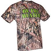 Cliff Keen Adult Metcalf Series 'Be the Hunter' Wrestling Shirt