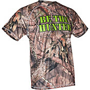 Cliff Keen Youth Metcalf Series 'Be the Hunter' Wrestling Shirt