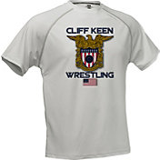 Cliff Keen Youth Loose Gear Short Sleeve Wrestling Shirt