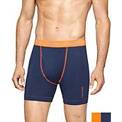 Calvin Klein Performance Men's Cotton Stretch 6'' Boxer Briefs – 2 Pack
