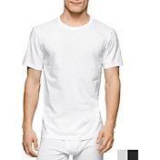 Calvin Klein Men's Cotton Classic Crewneck T-Shirt 3 Pack