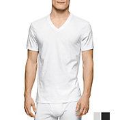 Calvin Klein Men's Cotton Classic V-neck T-Shirt 3 Pack