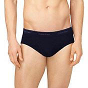 Calvin Klein Underwear Cotton Classic Low Rise Briefs 4 Pack