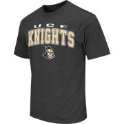 Colosseum Athletics Men's Central Florida Knights Grey Dual-Blend T-Shirt