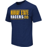Colosseum Athletics Men's Murray State Racers Navy Dual-Blend T-Shirt