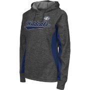 Colosseum Athletics Women's UNH Wildcats Grey Performance Hoodie