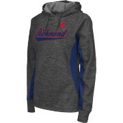 Colosseum Athletics Women's Richmond Spiders Grey Performance Hoodie
