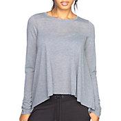 Colosseum Women's Waterfall Long Sleeve Shirt