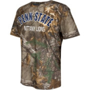 Colosseum Athletics Youth Penn State Nittany Lions Camo Trail Performance T-Shirt