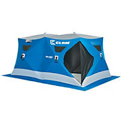 Clam Big Foot XL6000 TC 8 Person Ice Fishing Shelter