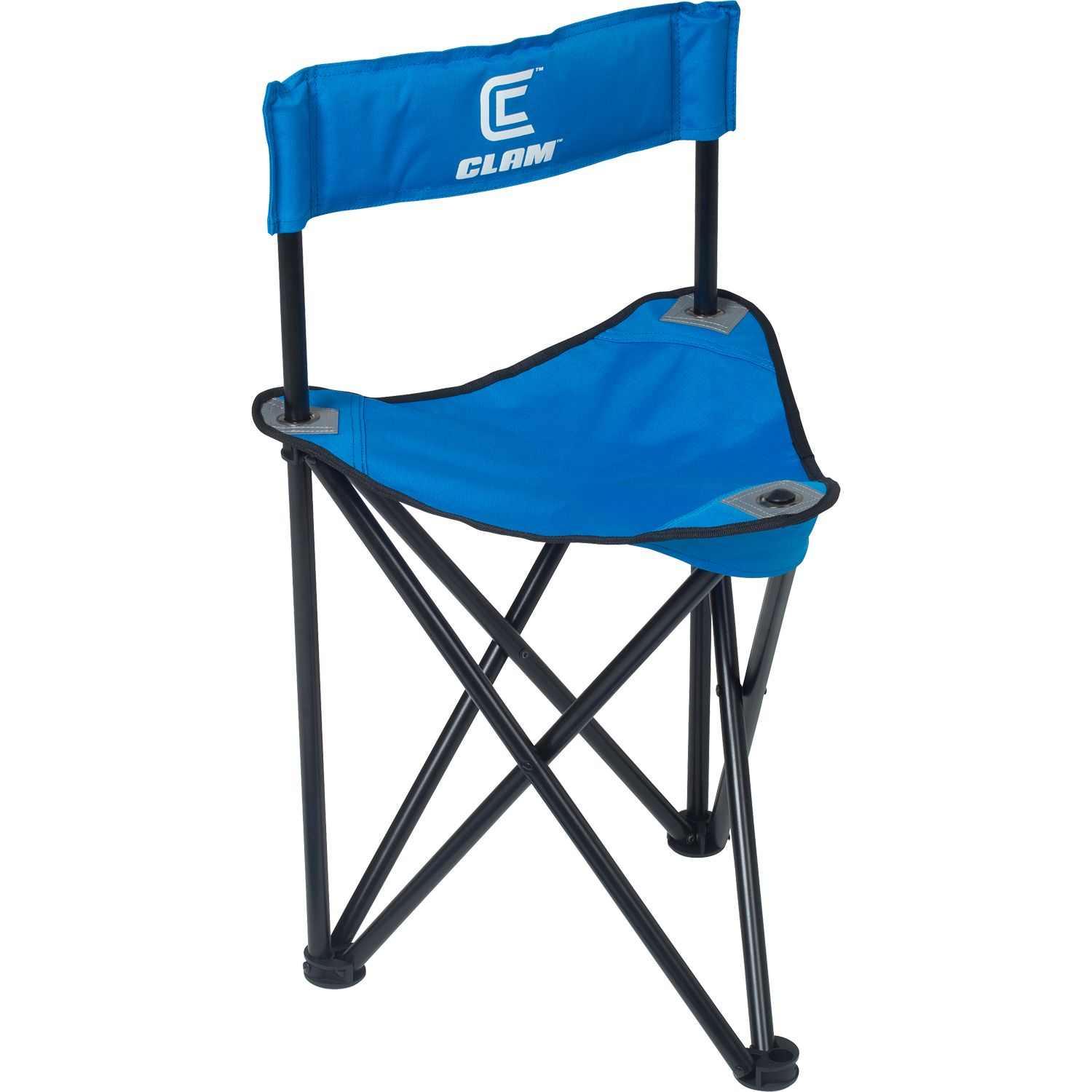 Clam Folding Tripod Chair
