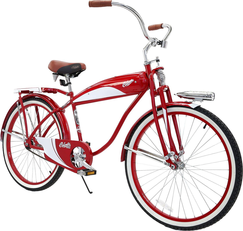 Columbia Adult 1952 Deluxe Beach Cruiser Bike Dick S Sporting Goods
