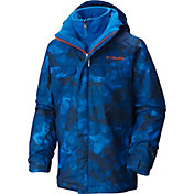 Columbia Boys' Bugaboo Interchange 3-in-1 Jacket