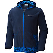 Columbia Boys' Glacial Novelty Fleece Jacket