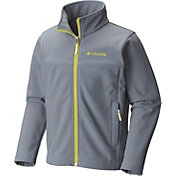 Columbia Boys' Ascender Soft Shell Jacket