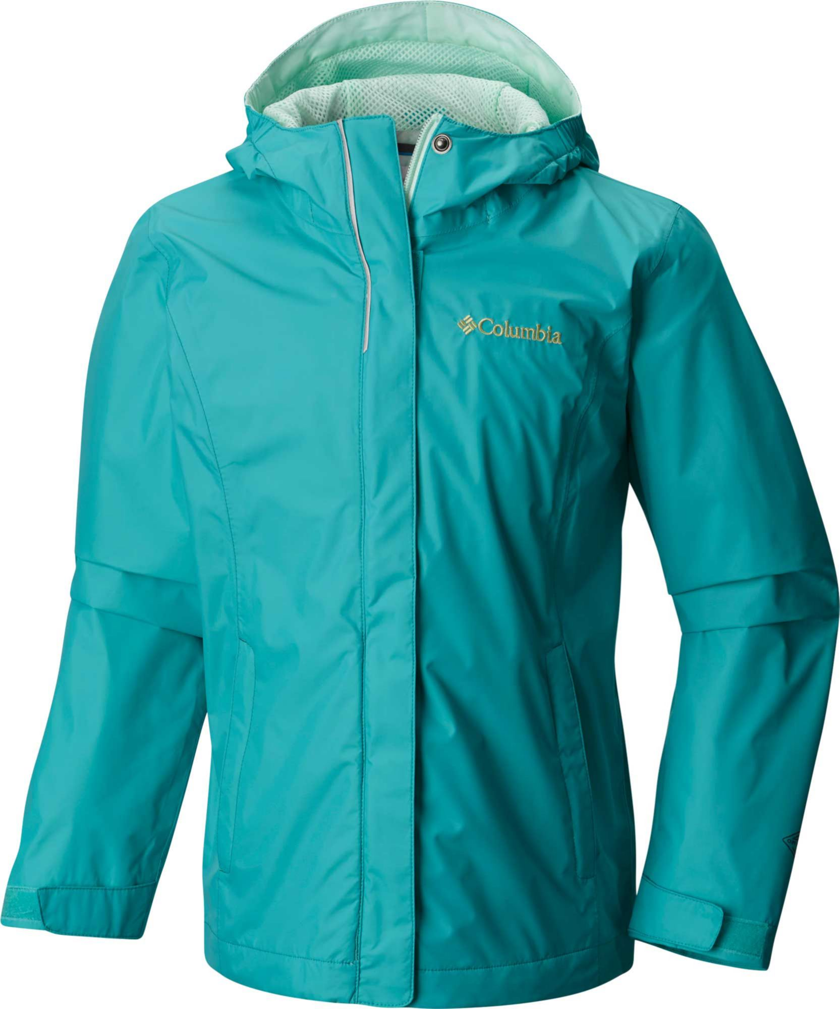 Columbia Girls' Arcadia Rain Jacket | DICK'S Sporting Goods
