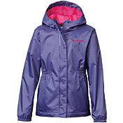 Columbia Girls' Explore More Rain Jacket