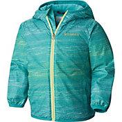 Columbia Toddler Girls' Mini Pixel Grabber II Wind Jacket