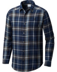 Columbia Men's Cornell Woods Button Up Long Sleeve Shirt | DICK'S ...