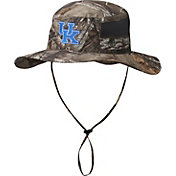 Columbia Men's Kentucky Wildcats Camo Bora Bora Hat
