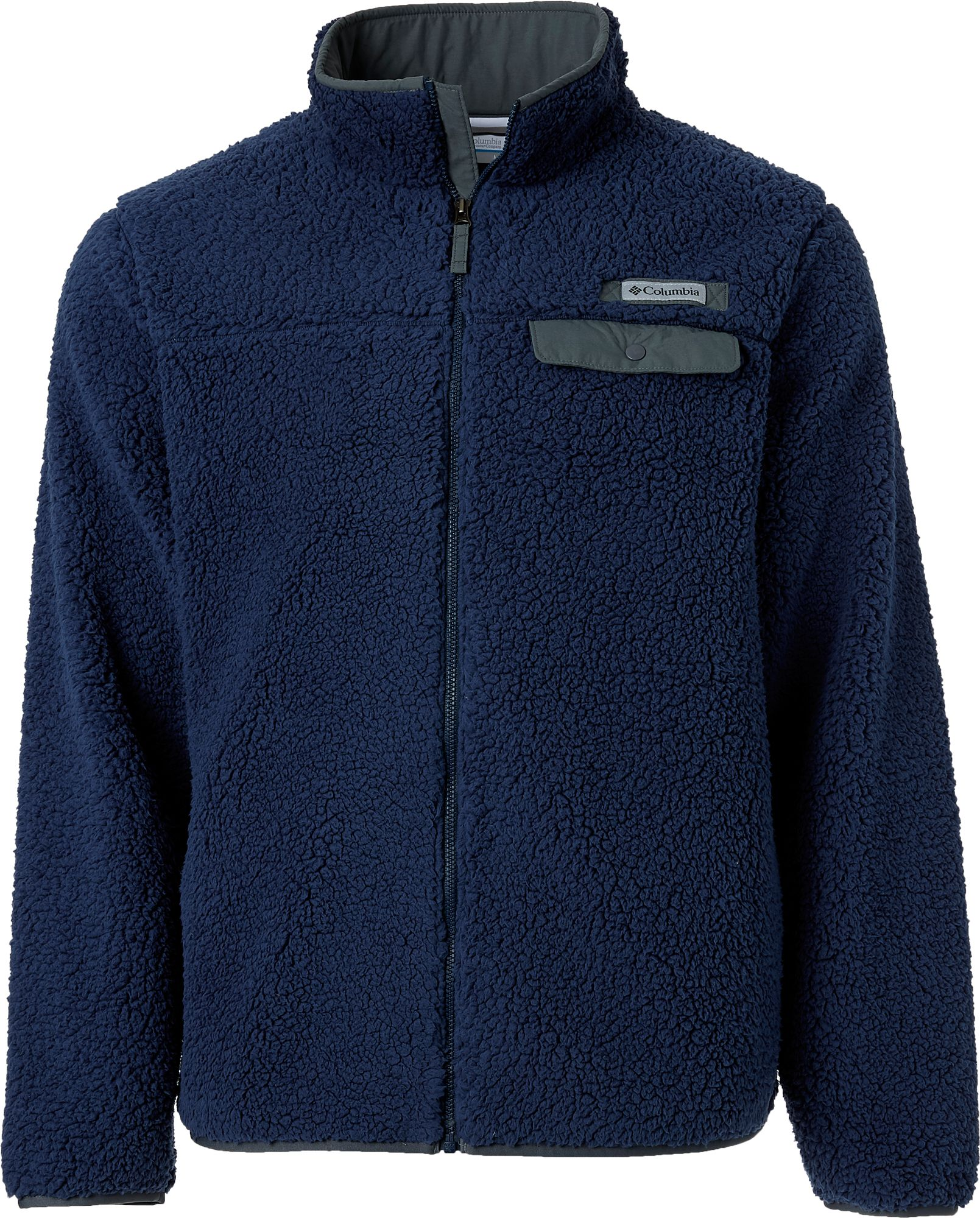 Columbia Men's Mountain Side Heavyweight Fleece Jacket| DICK'S ...