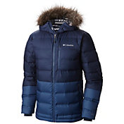 Columbia Men's North Protection Hooded Down Jacket
