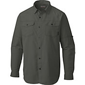 Columbia Men's Pilsner Peak Button Up Long Sleeve Shirt