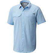 Columbia Men's Silver Ridge Lite Button Down Short Sleeve Shirt