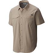 Columbia Men's Silver Ridge Lite Button Down Short Sleeve Shirt