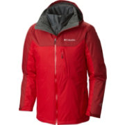 Columbia Men's Tall Whirlibird Interchange Insulated Jacket