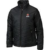 Columbia Men's Maryland Terrapins Mighty Lite Black Jacket