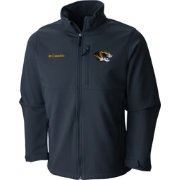 Columbia Men's Missouri Tigers Grey Ascender Softshell Jacket