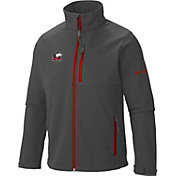 Columbia Men's Northern Illinois Huskies Grey Ascender Soft Shell Jacket