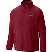 Columbia Men's South Carolina Gamecocks Garnet Fuller Ridge Fleece Jacket